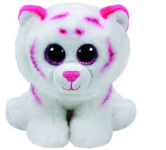 PELUCHE TYB BABIES TABOR TIGER  15 CM