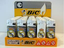 ENCENDEDOR BIC RM (MINI Y NORMAL)