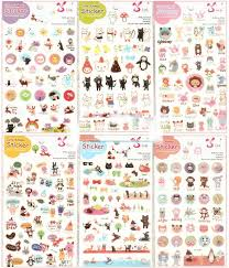 STICKERS  CREATIVE - KRISTAL