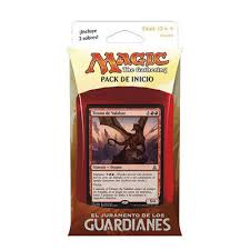 MAZO MAGIC JURAMENTO DE LOS GUARDIANES
