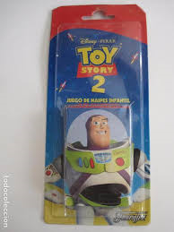 JOC CARTES INF. TOY STORY 2