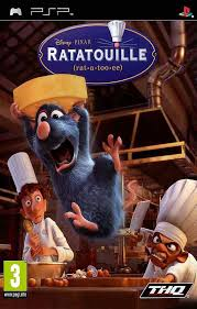 JOC CARTES INF. RATATOUILLE