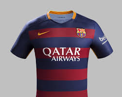 CAMISETA 15-16 1º EQ MESSI T-XL