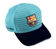GORRA  FCB 17-18 2ª EQ BLUE ADULT