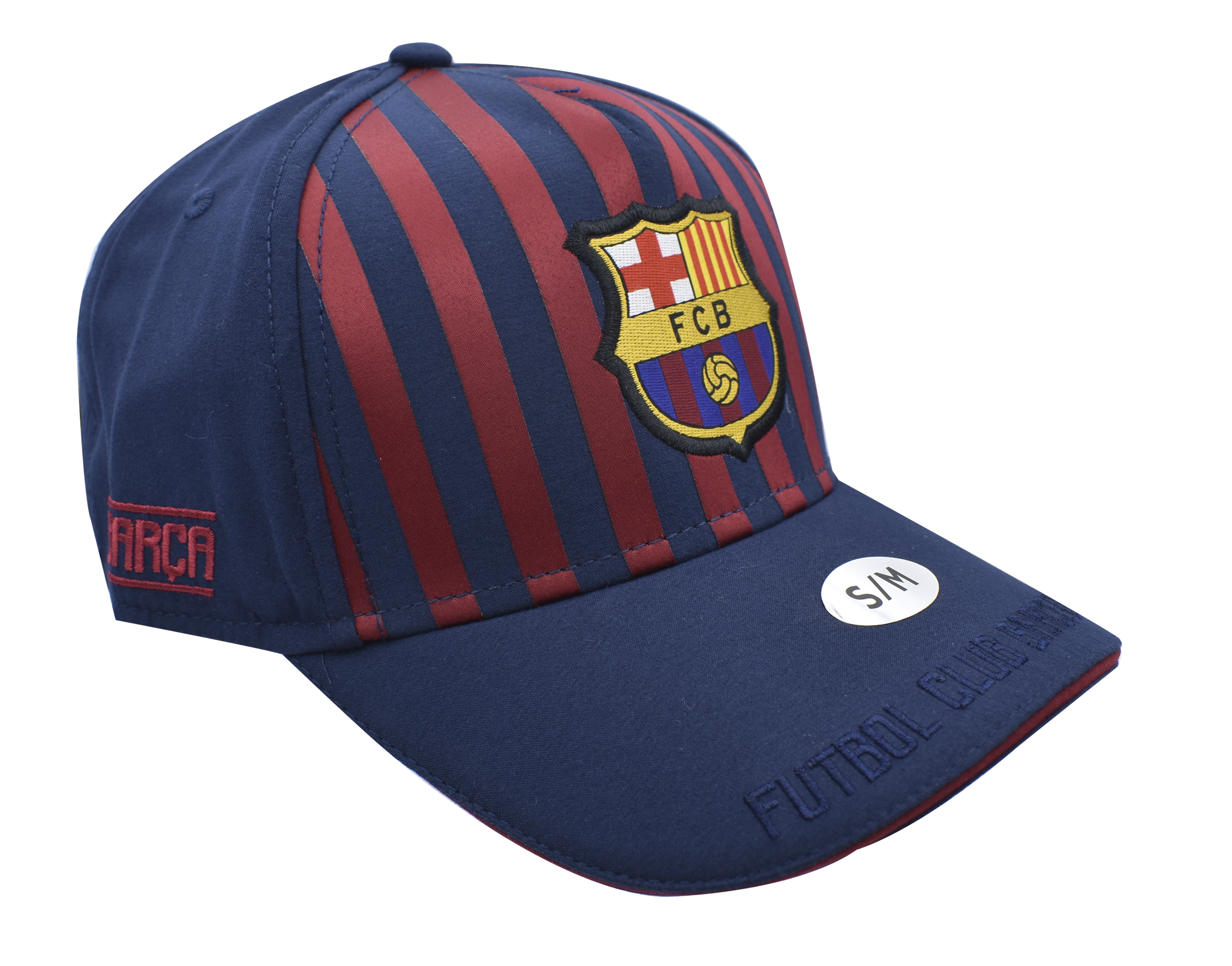 GORRA FCB 1ª EQ  2019  JUNIOR ( S/M )