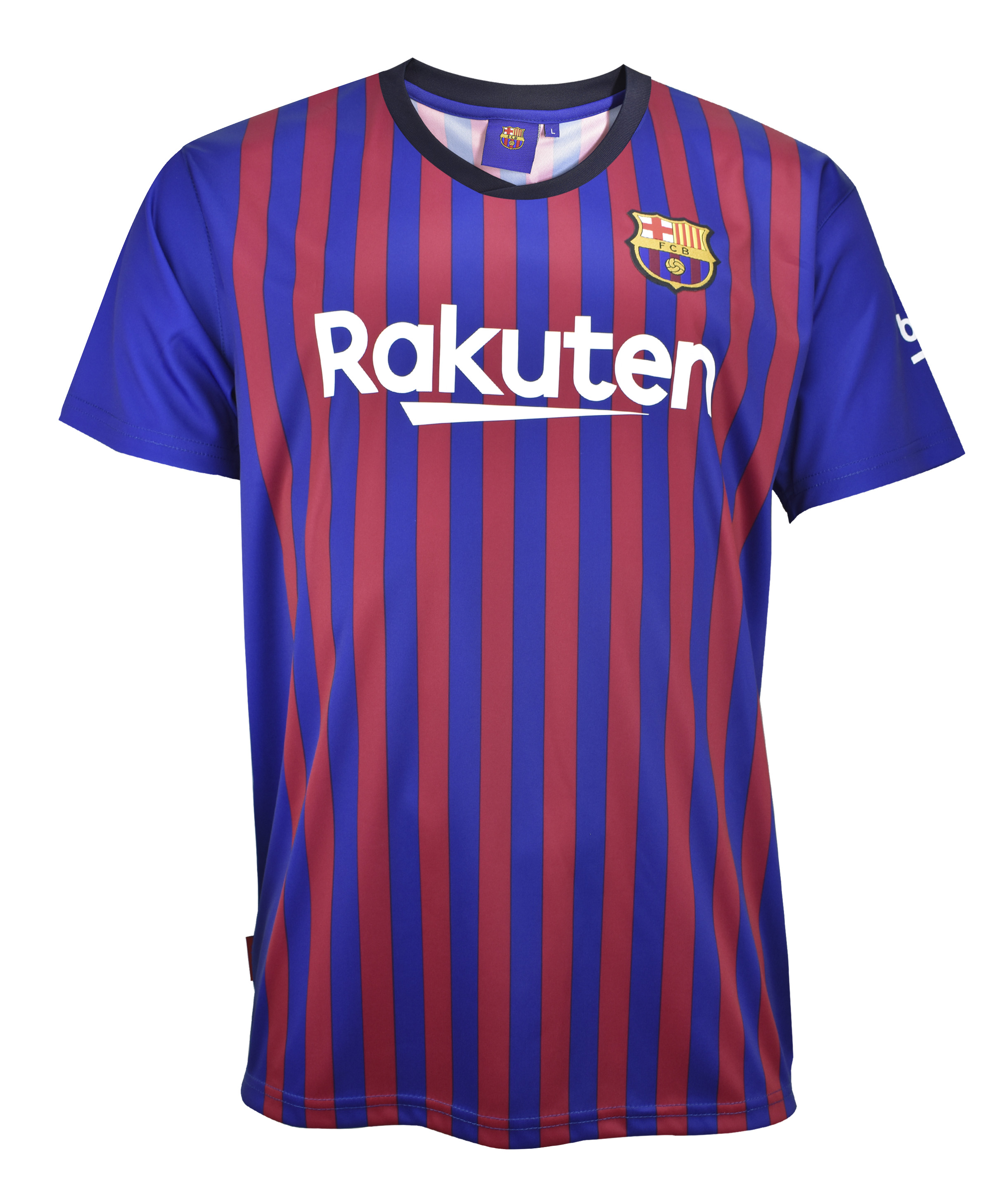 CAMISETA 18-19  FCB 1º EQ MESSI T-XXL