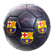 "BALON MEDIANO FCB AWAY ""VIOLETA"""