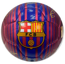 BALON MINI FCB 1ª EQIPACION  17-18