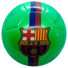 BALON MEDIANO  FCB AWAY 18-19 ( VERDE)